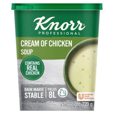 Knorr Cream of Chicken Soup (6x720g) -