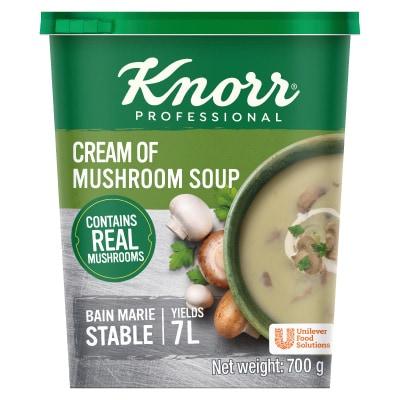 Knorr Cream of Mushroom Soup (6x700g) -