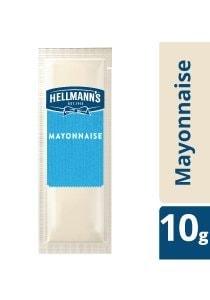 Hellmann's Mayonnaise Sachets (1000x10g) -