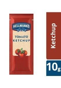 Hellmann's Real Ketchup Sachets (1000x10g) -