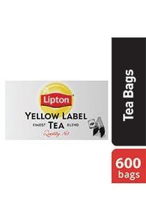 Lipton Yellow Label Black (600 teabags) - Lipton knows how to create that