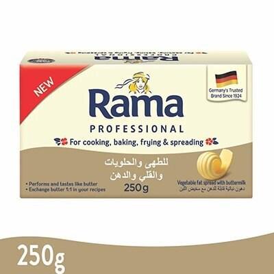 زبدة راما (٤٨ x ٢٥٠ جم) -